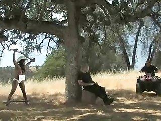 Black busty voluptous yelling slut