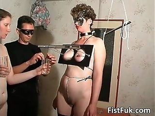 Long fetish kinky action where mature